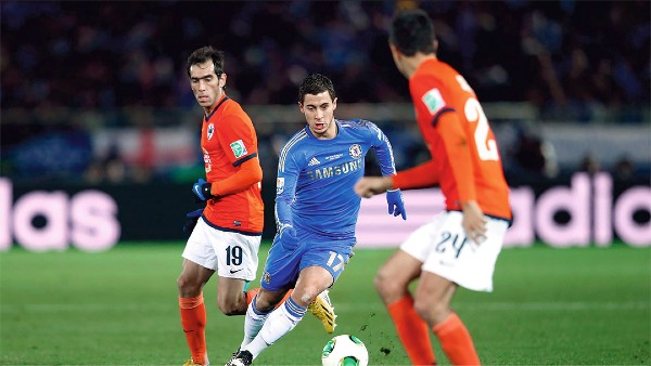 RECUERDO. El Monterrey enfrentó al Chelsea en semifinales del Mundial de Clubes 2012, ante el que sucumbió por 1-3. Foto: Especial