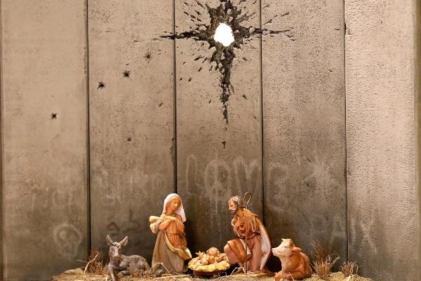 Nacimiento-Banksy