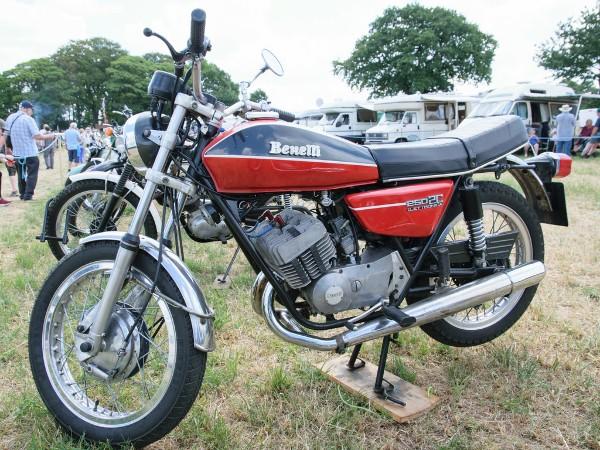 Benelli 250 2C (1974)