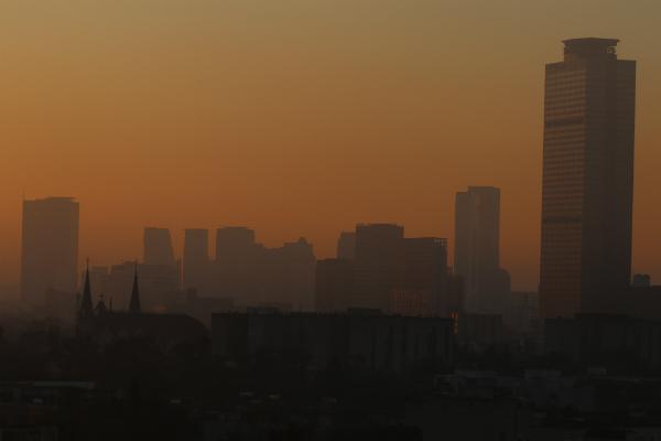 contaminacion cdmx hoy 25 diciembre