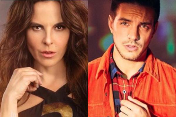 Kate del Castillo revela si tiene una relación con Vadhir Derbez y qué es lo que le gusta de él: VIDEO