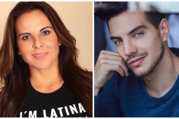 Vadhir Derbez y Kate del Castillo
