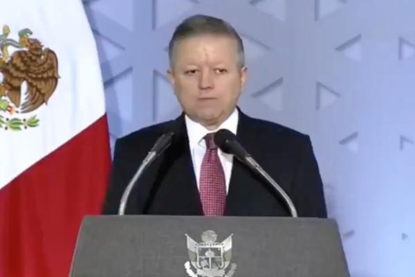 El ministro presidente de la SCJN, Arturo Zaldívar. Foto: Especial