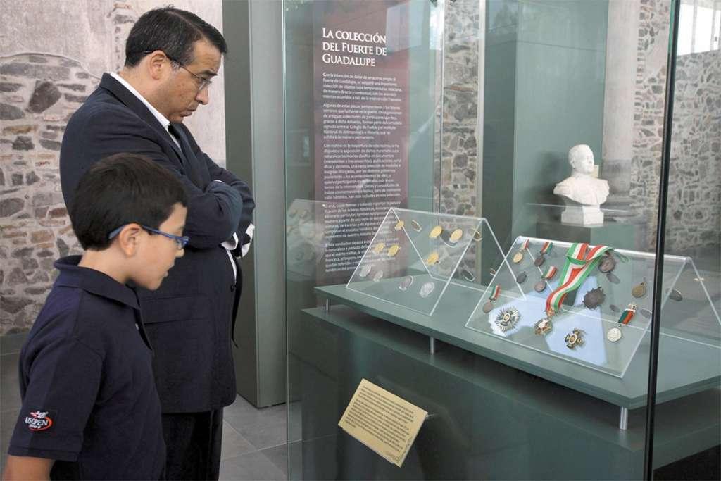 Museo Fuerte de Guadalupe Puebla