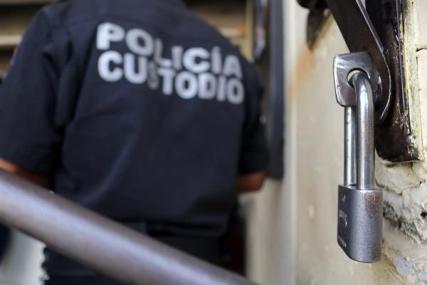 Aumenta la vigilancia en las cárceles. Foto: Cuartoscuro