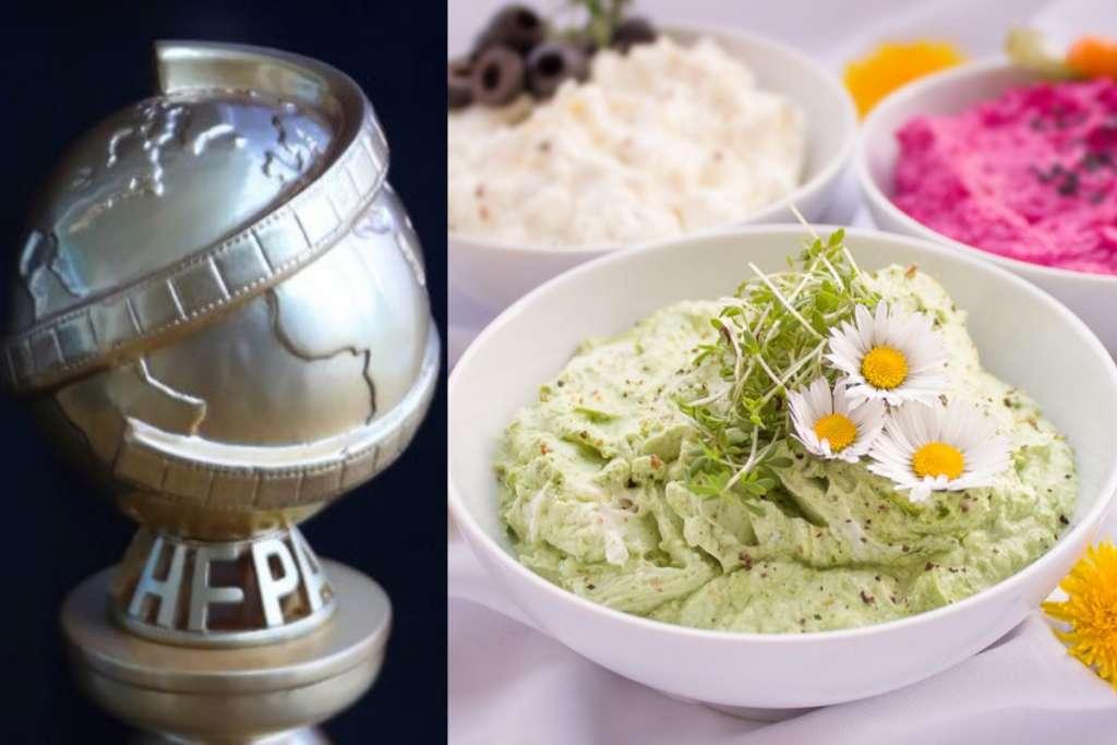 Golden Globes Globos de Oro 2020 ofrecerán menú vegano