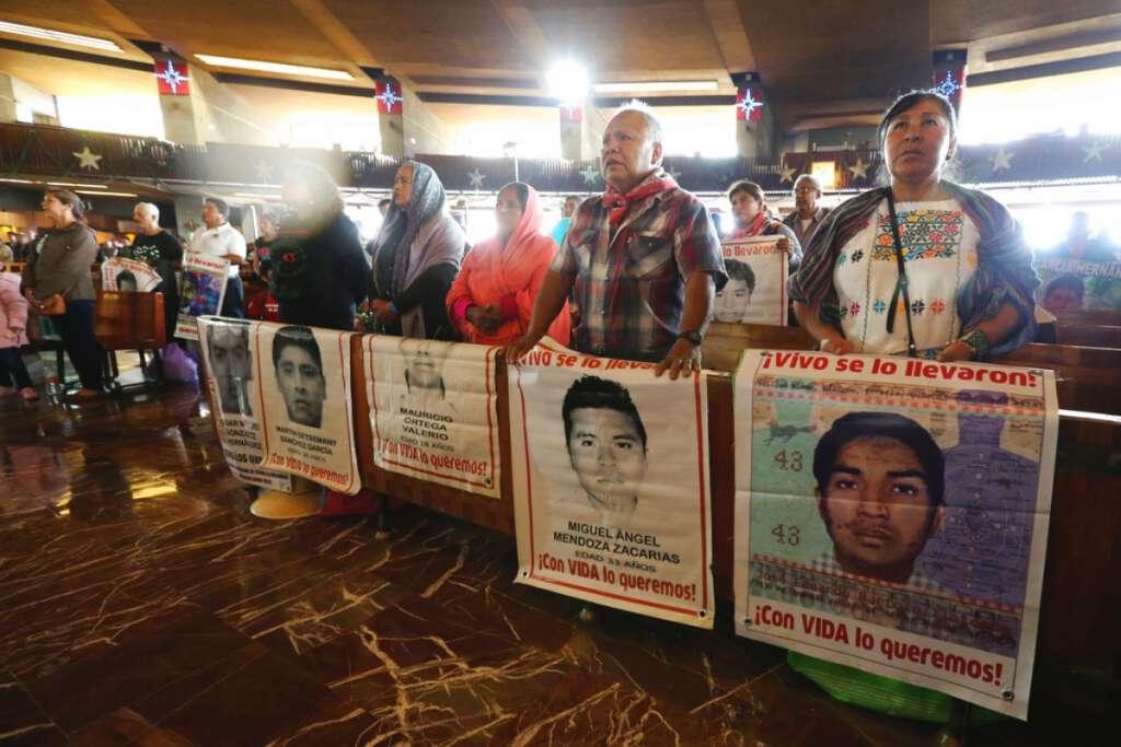 cndh_rosario_piedra_ayotzinapa_43_normalistas