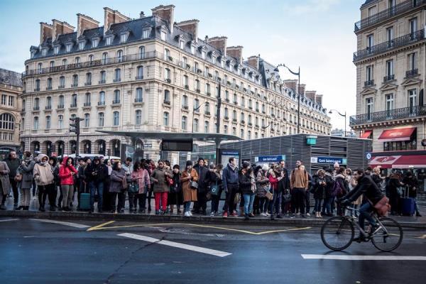 París_huelga_transporte_público