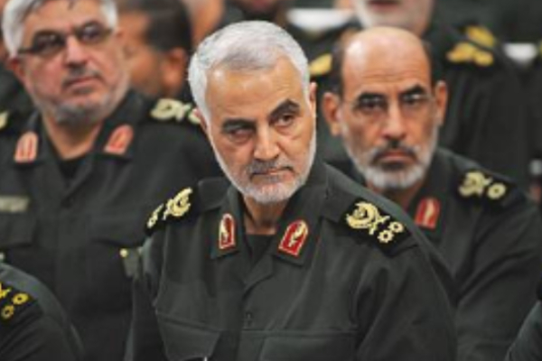 Qasem Soleimani.  FOTO:ESPECIAL Getty Images.