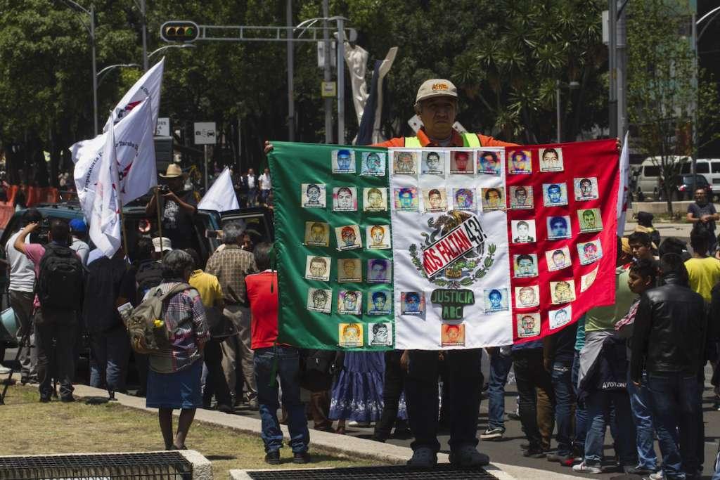 GIEI vuelve a investigación Caso Ayotzinapa