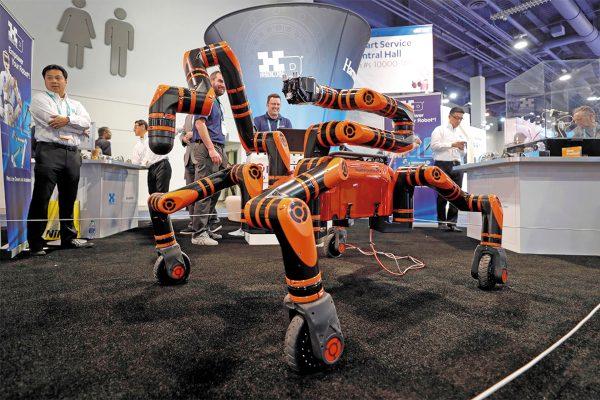 Robots_Las vegas