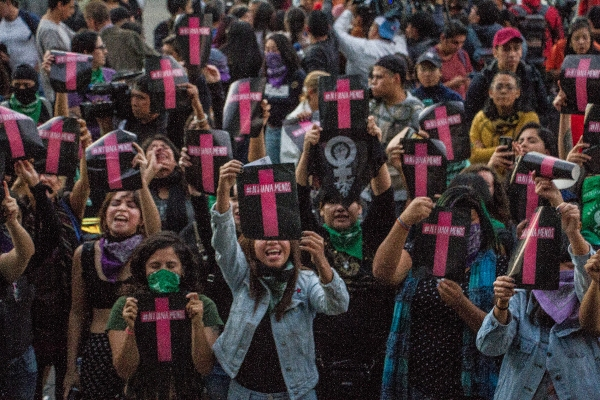 El 25 de noviembre se decretó Alerta de Violencia de Género.  FOTO: ANDREA MURCIA /CUARTOSCURO.COM