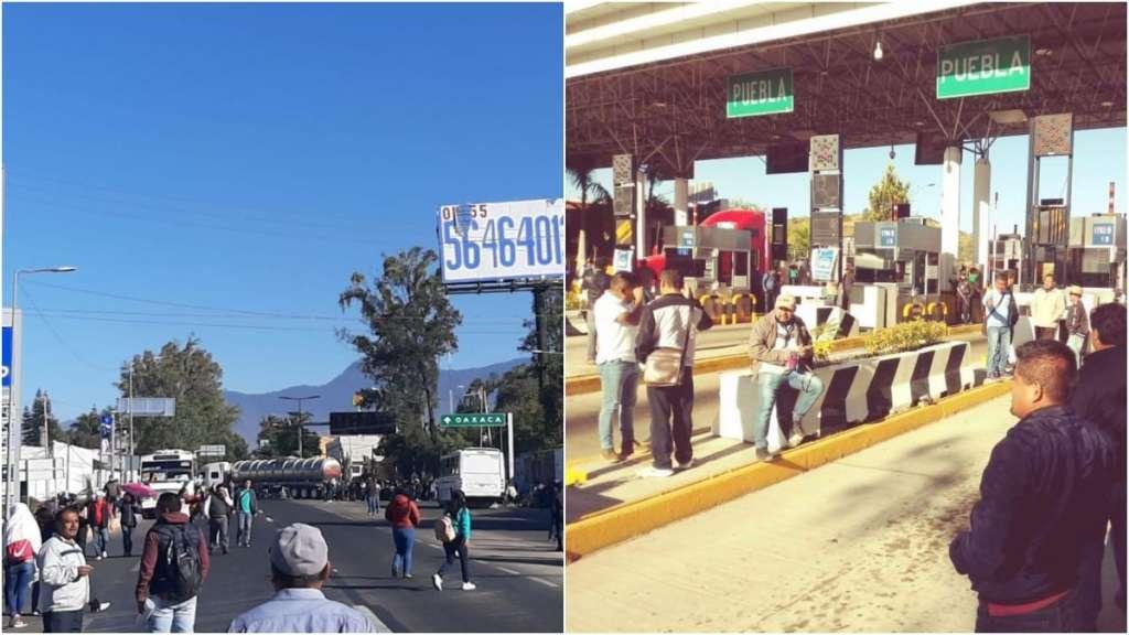 bloqueo-oaxaca-aeropuerto-maestros-cnte-seccion-22
