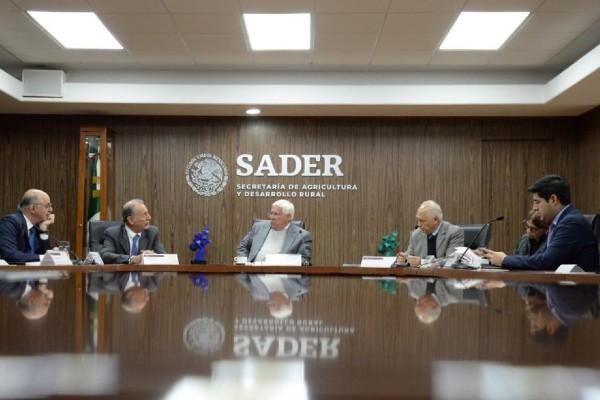 sader_argentina_mexico_intercambio_comercial_tecnologia