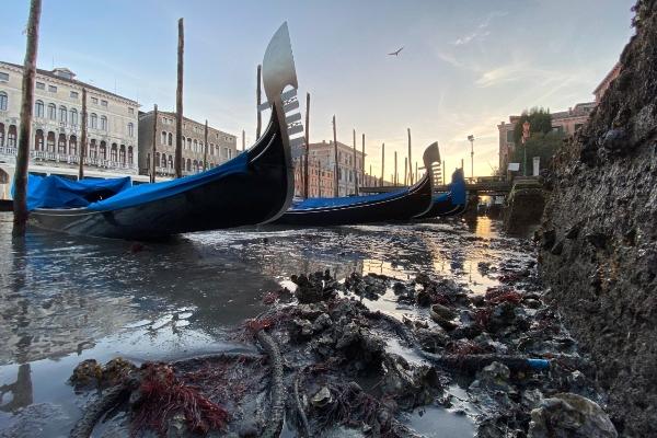 venecia-sequia-inundaciones-cambio-climatico-mareas-altas-turismo-italia