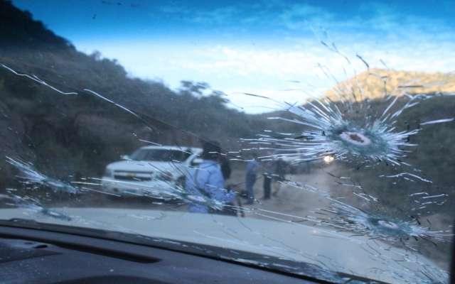 El pasado 4 de noviembre en Bavispe, Sonora se suscitó la masacre a la familia Lebarón. FOTO: cuartoscuro
