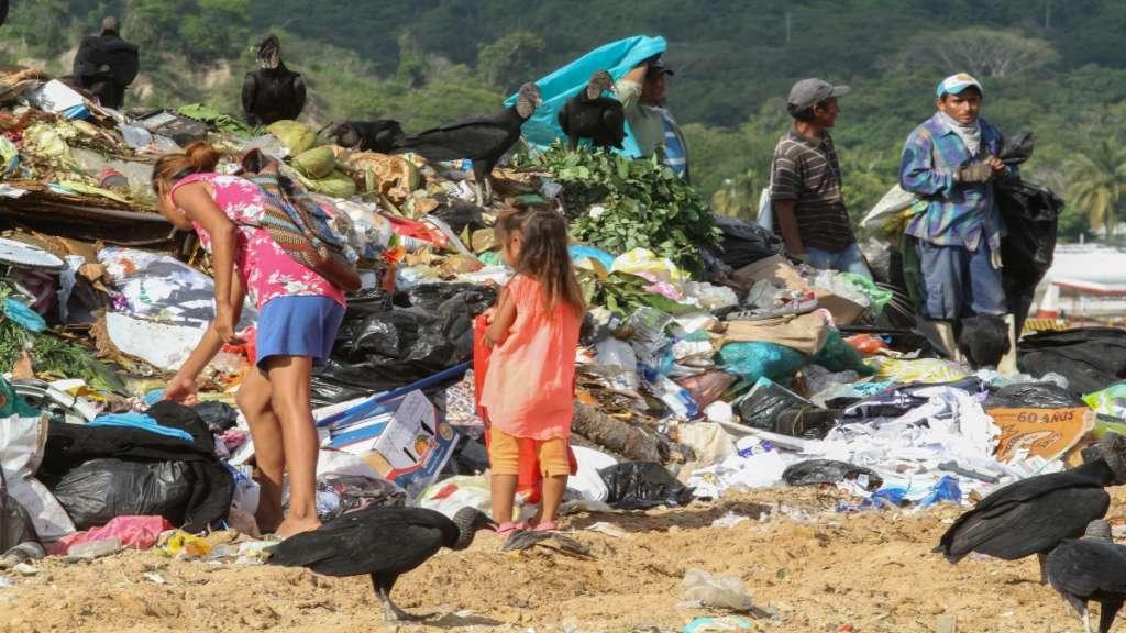México no ha firmado la enmienda del Convenio de Basilea, la cual establece un control del movimiento transfronterizo de residuos. FOTO: BERNANDINO HERNÁNDEZ /CUARTOCURO.COM