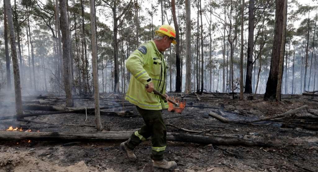 Investigadores de la UNAM equiparan los incendios en Australia con holocausto nuclear.