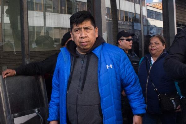alonso-ortiz-sutgcdmx-marcha-zocalo-sindicato-trabajadores-elecciones-tribunal-federal-conciliaciones