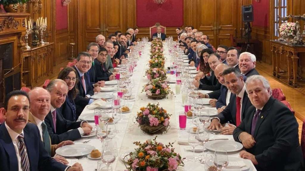 reunion-gobernadores-conago-presidente-queretaro-francisco-dominguez