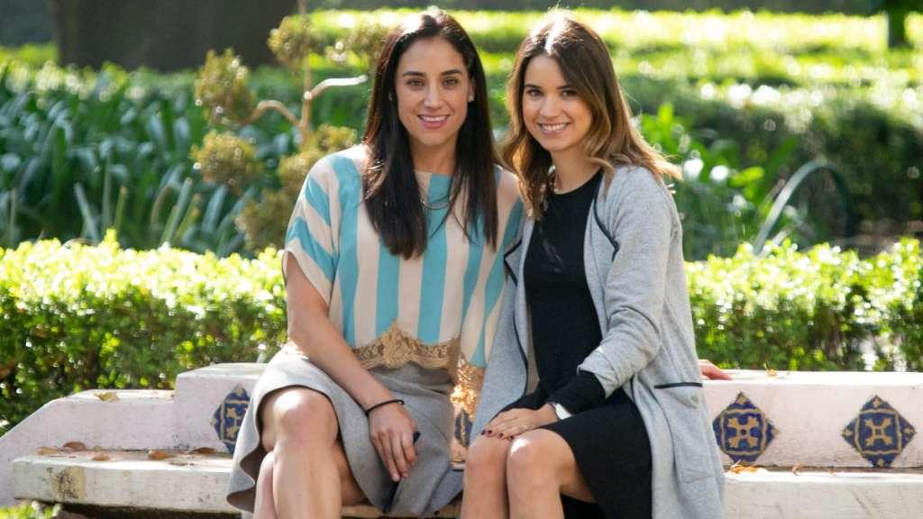 FUNDADORAS. Sabrina Torres y Mariana Ostos son las mentes detrás de Share Fest. Foto: Yaz Rivera