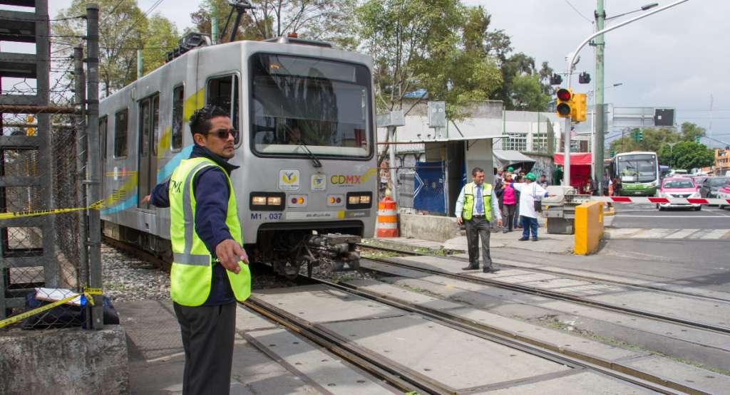 Luego de seis meses de mantenimiento el Tren Ligero reanuda el servicio.