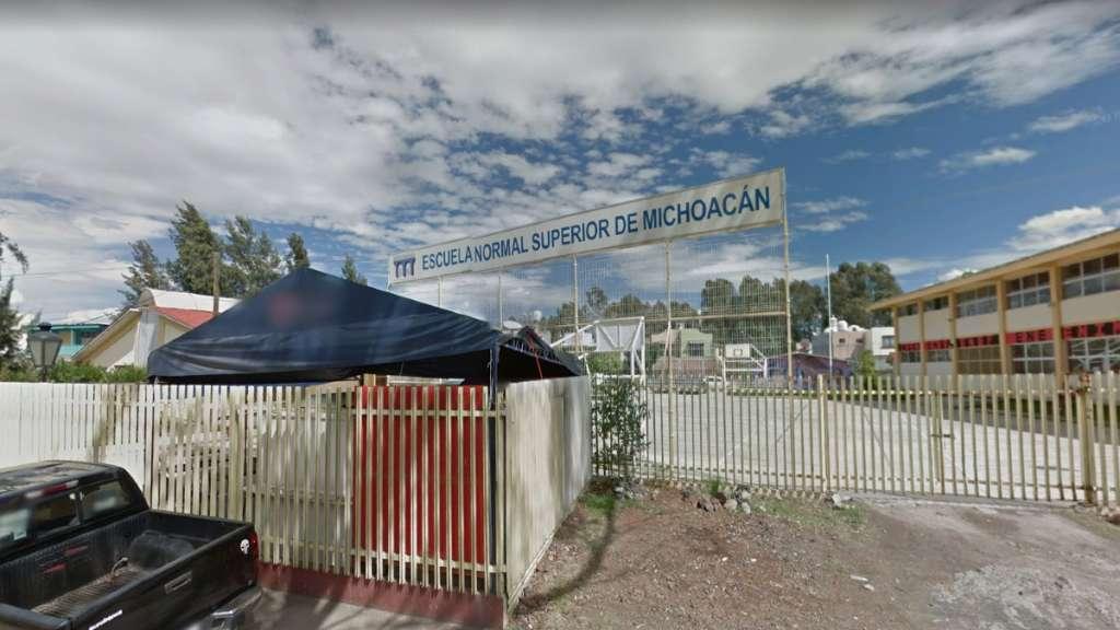 normalistas_escuela_michoacán_fge_denuncias_delitos