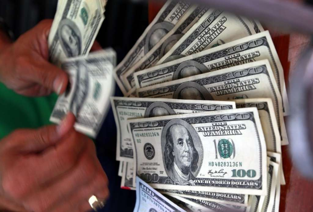 PLAN GUBERNAMENTAL. El gobierno federal implementó una estrategia de no endeudamiento. Foto: Especial