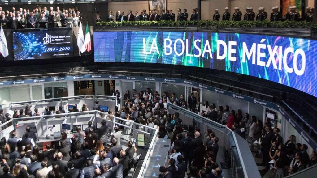 Apertura de la Bolsa de Valores 17 de enero de 2020. Foto: Cuartoscuro