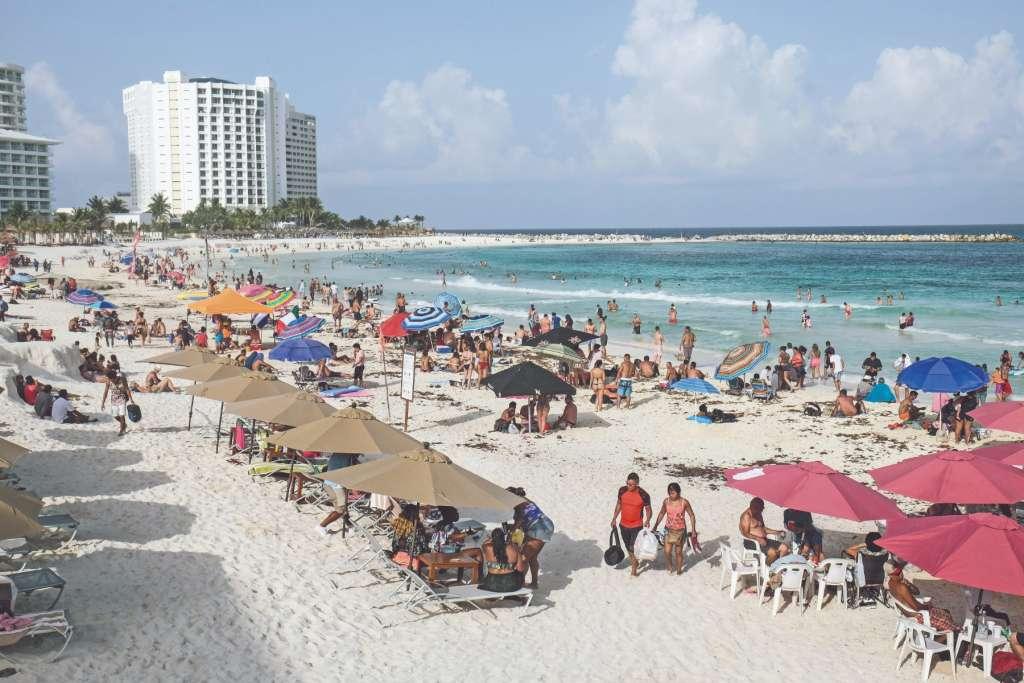 IMPULSO. Las campañas van apoyar destinos de playa y eventos de gran tradición en México. Foto: Cuartoscuro