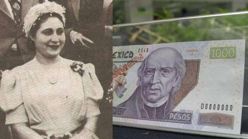 billete de mil pesos