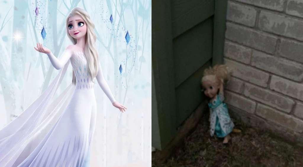 Muneca Frozen que habla sin pilas crea panico en redes sociales
