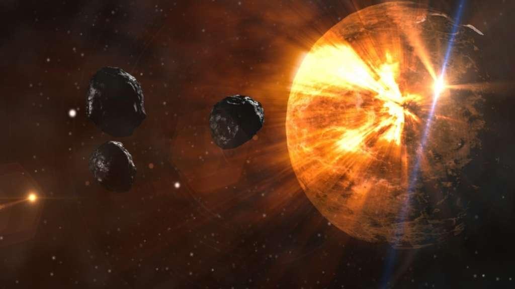 científicos aseguran que asteroide termino con los dinosaurios