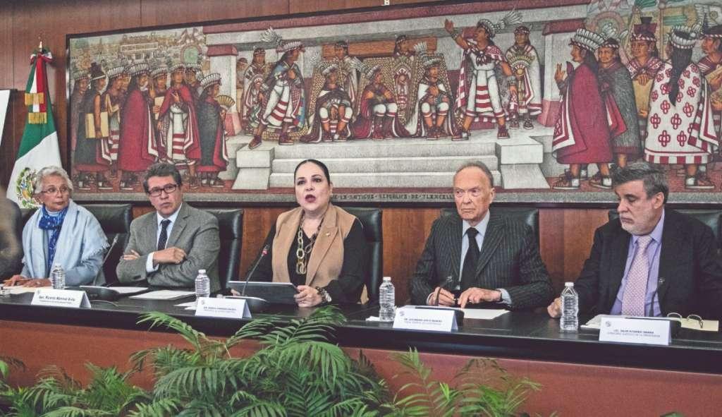 PAUSA EN LEY. El fiscal Alejandro Gertz dejó pendiente la reforma judicial. Foto: Especial