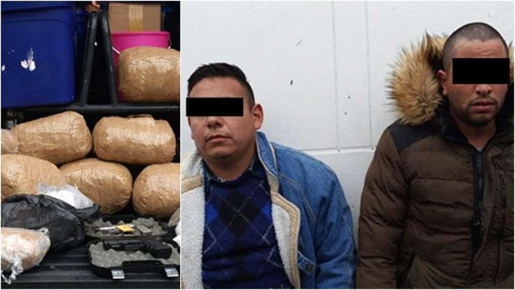 colonia-morelos-50-kilos-marihuana-policias-ciudad-mexico-detenidos