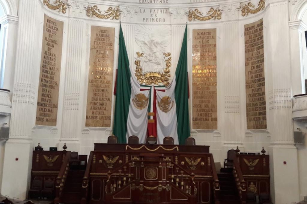 Morena coordinador parlamentario Congreso CDMX