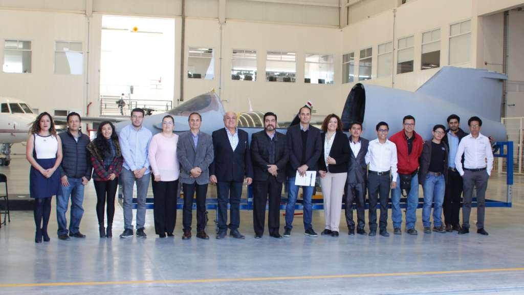 Avion P400T UNAQ Oaxaca Aerospace