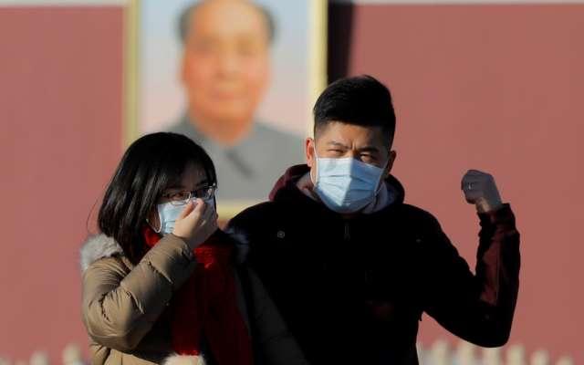 China-gripa