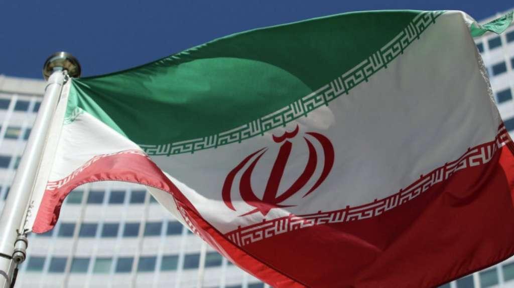 IRAN-BANDERA-SEDE
