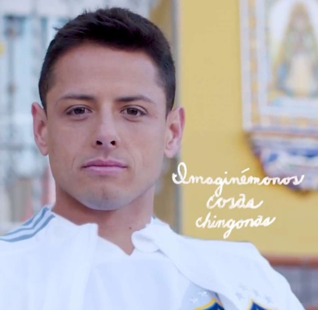 avier Hernandez Chicharito