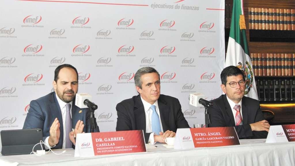 ESCENARIO. Para el IMEF, los ajustes presupuestarios deberían aplicarse de mejor manera. Foto: Especial