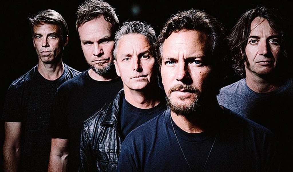 Pearl Jam disco estreno