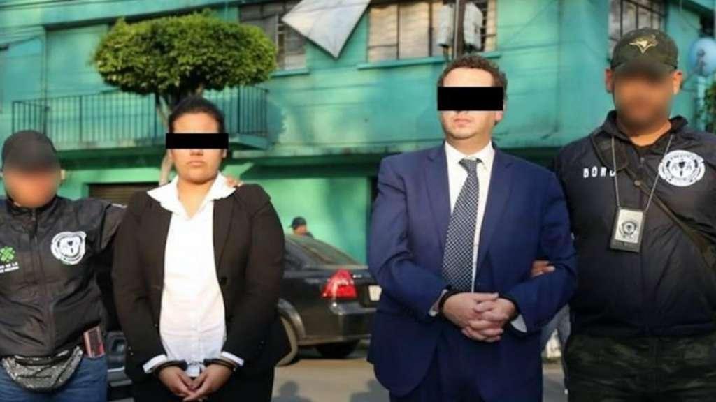 secuestradores cdmx hotel tabacalera