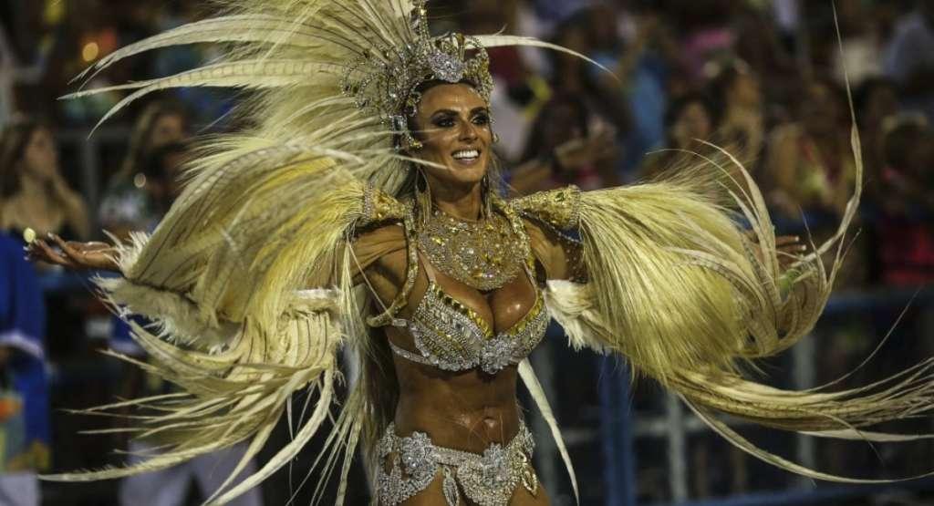 Carnaval Río de Janeiro 2020