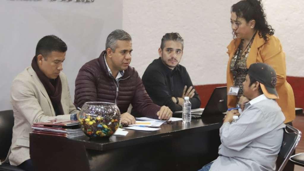 consulta popular ecatepec aumento transporte publico fernando vilchis