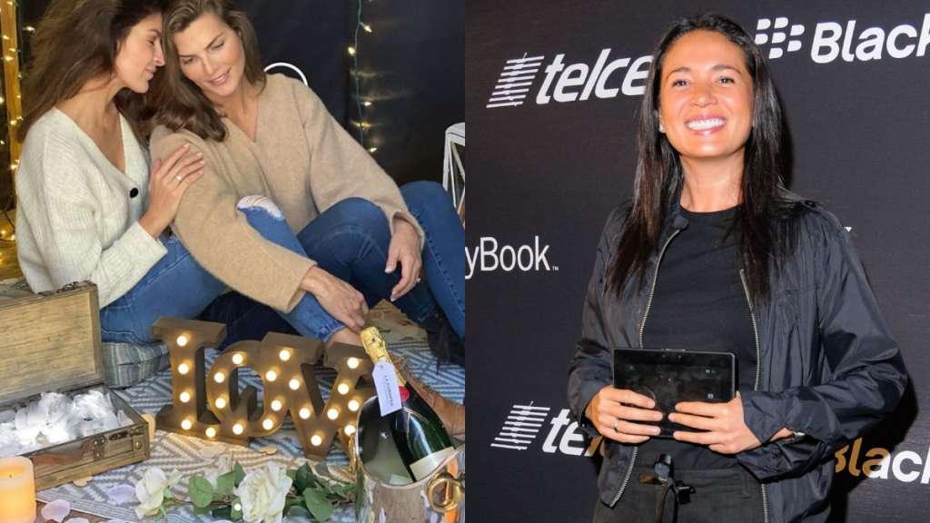 Yolanda Andrade reacciona al compromiso de Monserrat Oliver con Yaya Kosikova