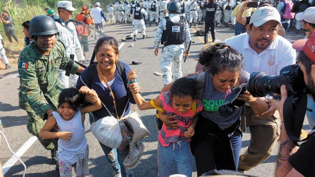 Migrantes Guatemala