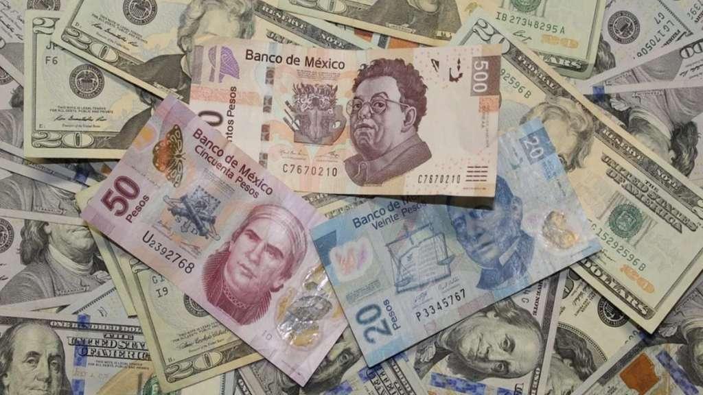 peso dolar banco base riesgo economia mexicana coronavirus
