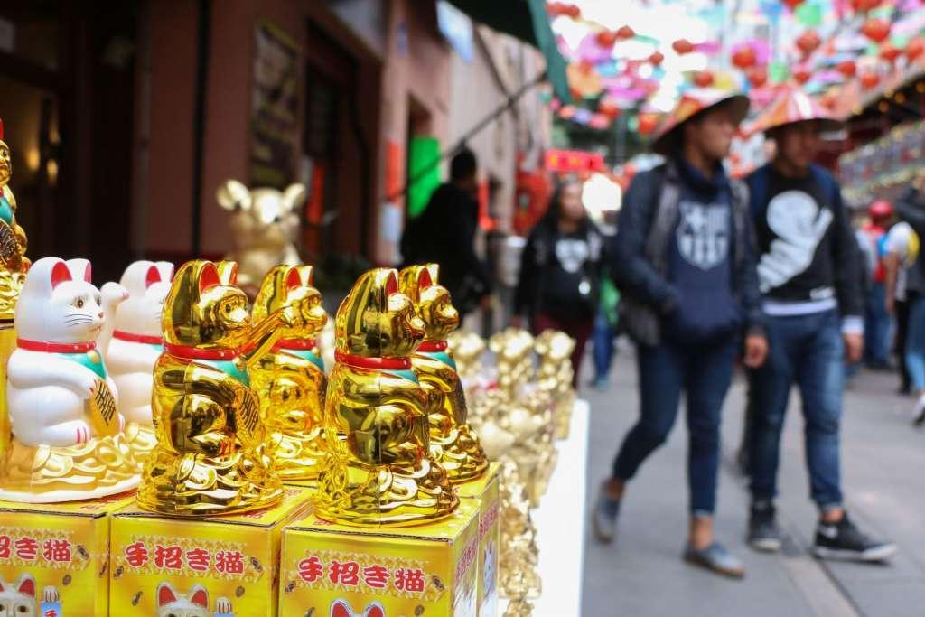 Año Nuevo Chino en la CDMX. Foto: Cuartoscuro