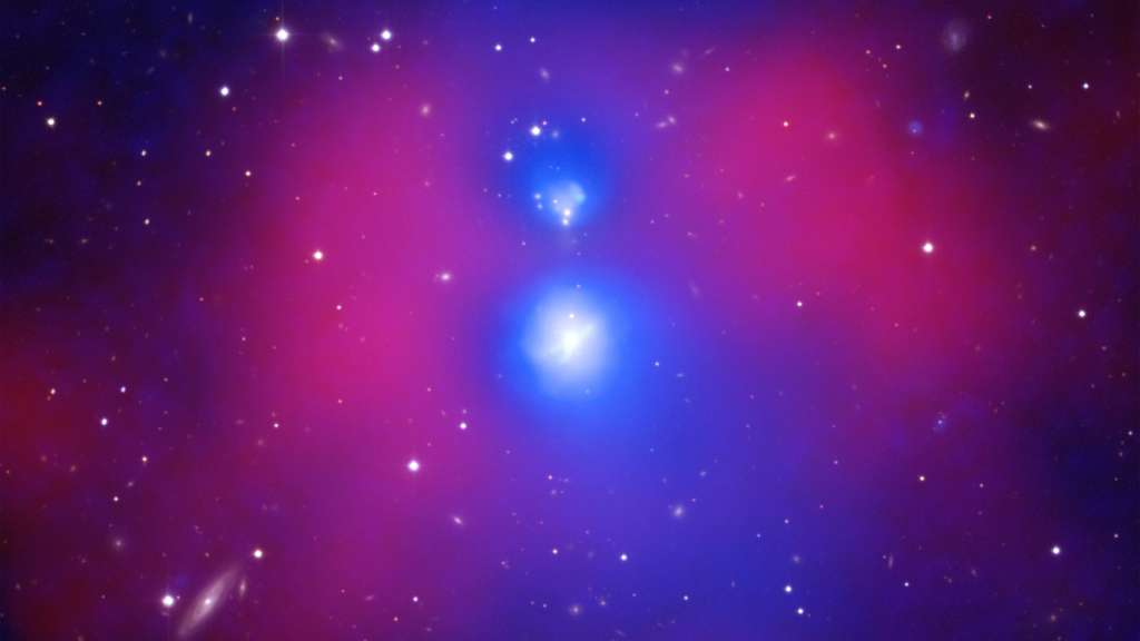 Detectan una estrella vampiro a unos 3 mil años luz de la Tierra